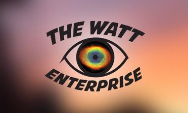Project visual The Watt Enterprise, label de création musicale.