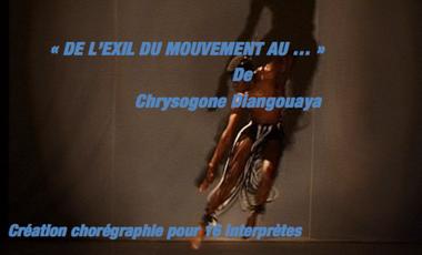 Visuel du projet DE L'EXIL DU MOUVEMENT AU...