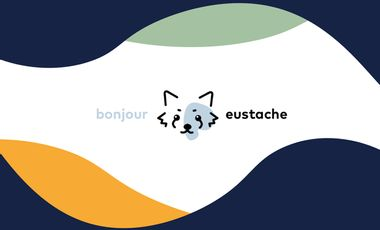 Visuel du projet BONJOUR EUSTACHE, produits naturels pour chiens, chats et chevaux !