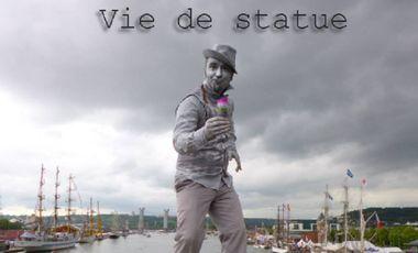 Visueel van project Vie de statue