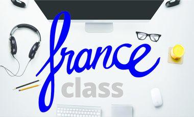 Visueel van project Apprentissage du français en ligne