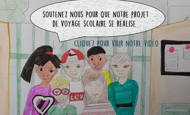 Project visual Un rêve européen pour les élèves de la SEGPA