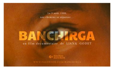 """Visueel van project """" BANCHIRGA """"  -  Film Documentaire"""