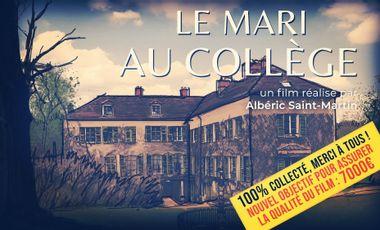 Visueel van project Le Mari Au Collège
