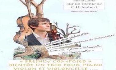 Visueel van project Freshly Composed Marc-Antoine Novel