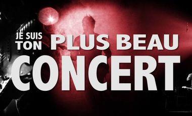 Visuel du projet Je suis ton plus beau concert