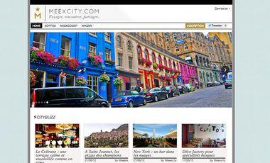 Visueel van project Meexcity
