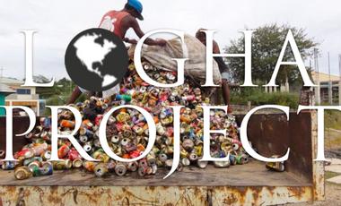 Visueel van project Logha Project
