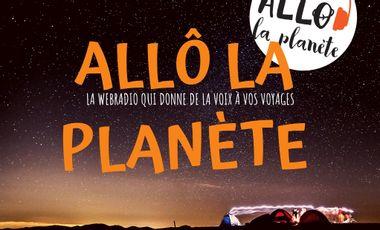 Visuel du projet Allo La Planète, la Webradio