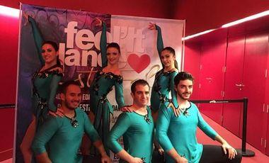 Project visual Championnat du monde de danse: Les Nîmois partent à Orlando