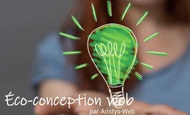 Project visual Éco-conception web : l'écologie numérique est en marche !