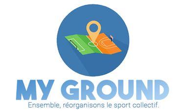 Project visual MY GROUND - Ensemble, réorganisons le sport collectif