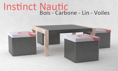 Visueel van project Mobilier bois/Carbone/Lin