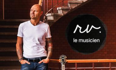 Project visual RV le Musicien : A MON RYTHME