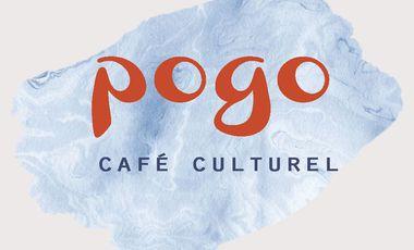 Project visual POGO Café Culturel