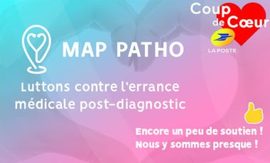 Project visual MAP Patho: 1st free medical directory sorted by pathology