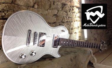Visueel van project Meloduende Guitars une marque Française au pays de l'oncle Sam!