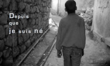 Project visual Depuis Que Je Suis Né