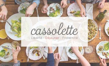 Visueel van project Cassolette : Liberté, Déjeuner, Fraternité