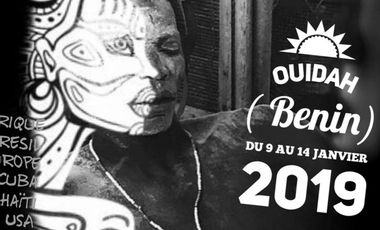 Visueel van project Vodou Jazz Festival