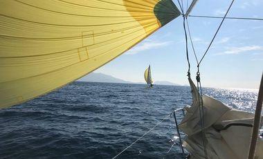 Visuel du projet Hydro Mar'sail - En route vers la course croisière EDHEC