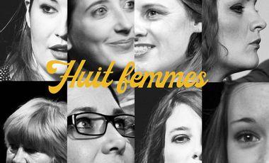 Visueel van project Huit Femmes