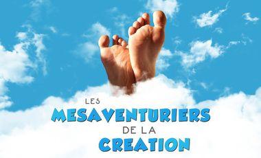 Visueel van project Les Mésaventuriers de la Création