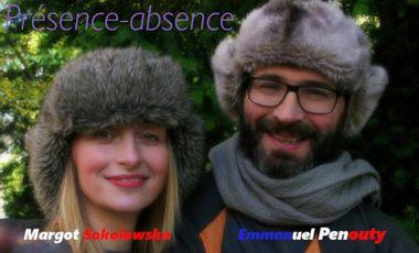 """Project visual """"Présence-Absence"""" Résidence artistique en Pologne"""