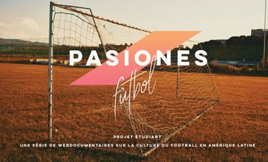 Project visual Pasiones Fútbol