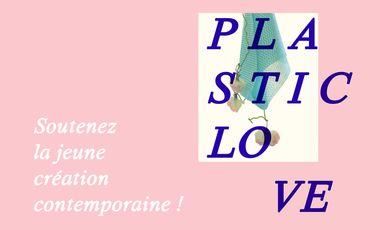 Visueel van project Plastic Love Exhibition