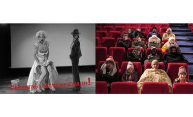 Project visual Certains l'aiment chaud! ou... Soutien au Cinéma le Montcelet!