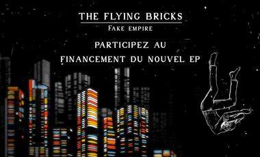 Visueel van project Aidez The Flying Bricks à sortir leur troisième EP : Fake Empire