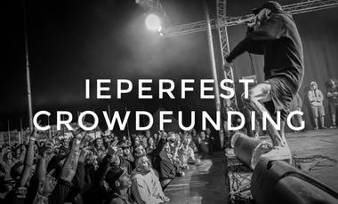 Visuel du projet Ieperfest crowdfunding