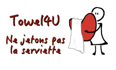 Visueel van project Towel4U