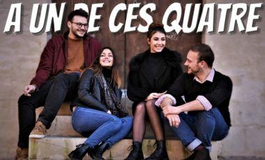Visueel van project À Un De Ces Quatre, Le Moyen-Métrage