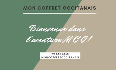 Project visual Mon Coffret Occitanais