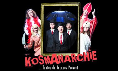 Project visual KosmAnarchie !