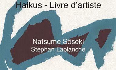 Visueel van project Haikus - Livre d'artiste
