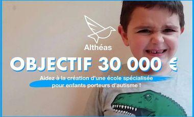 Visueel van project Autisme: Une école pour tous!