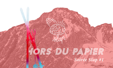 Visueel van project Slap! Hors du papier