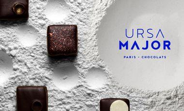 Visueel van project URSA MAJOR PARIS, chocolaterie familiale et artisanale