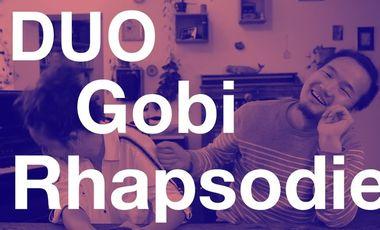 Visuel du projet Gobi Rhapsodie / Premier album