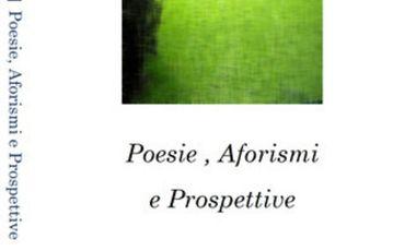 "Visuel du projet Livre ""Poesie, Aforismi e Prospettive"""