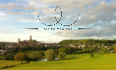 Visueel van project Air de Montcuq