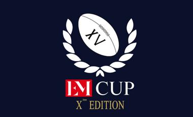 Visueel van project EM CUP 2019 - Dixième édition