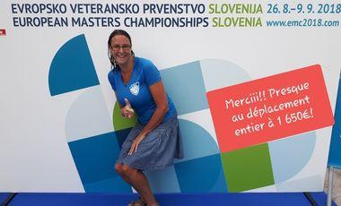 Visuel du projet Championnats du Monde Master de natation artistique en Corée