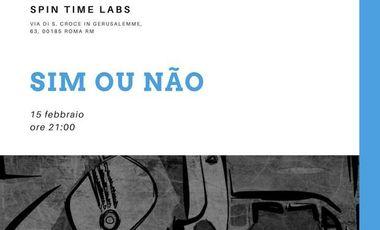Visueel van project Sim ou Não
