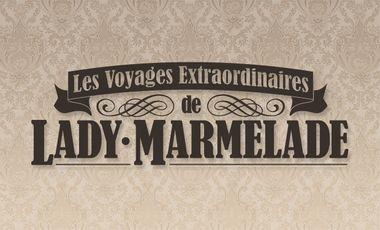 Visueel van project Les voyages extraordinaires de Lady Marmelade