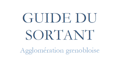 Visueel van project Observatoire International des Prisons (Grenoble) - Guide du sortant