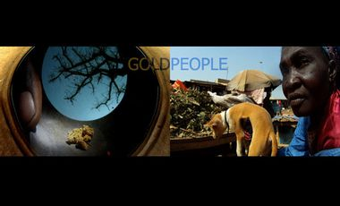 Project visual Goldpeople